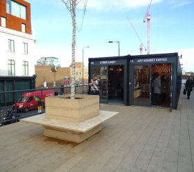 commercial-aluminium-shop-doors-boxpark-shoreditch