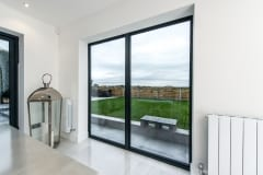 Large Architectural Looking Aluminium Windows