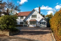 Traditional property with new Windows and Doors in Prestbury