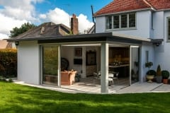 Smart Visoglide Patio Doors Powder-Coated Painswick, Prestbury