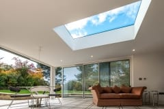 Large Extension with Smart Sliding Glass Patio Doors